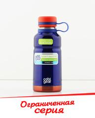 Кружка-термос из нержавеющей стали 354 мл Coolgear Hydrate Happy Blue