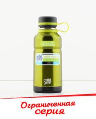 Кружка-термос из нержавеющей стали 354 мл Coolgear Hydrate Happy Green