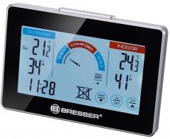 Гигрометр Bresser DCF с функцией рекомендации проветривания помещений