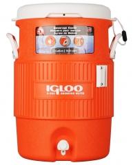Изотермическая ёмкость Igloo 5 Gallon Seat Top Orange