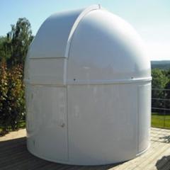 Обсерватория Pulsar 2,7 м, полноразмерная