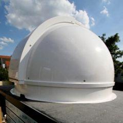 Обсерватория Pulsar 2,2 м, купол