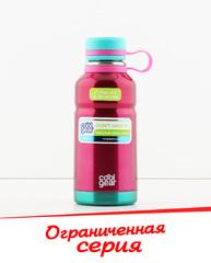 Кружка-термос из нержавеющей стали 354 мл Coolgear Hydrate Happy Red