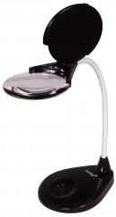 Лупа-лампа Levenhuk Zeno Lamp ZL13, черная