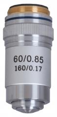 Объектив ахроматический Levenhuk MED 60x