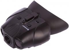 Бинокль ночного видения цифровой Bresser 1–2x, с креплением на голову