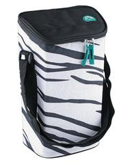 Сумка-холодильник Igloo Wine Tote White-Zebra